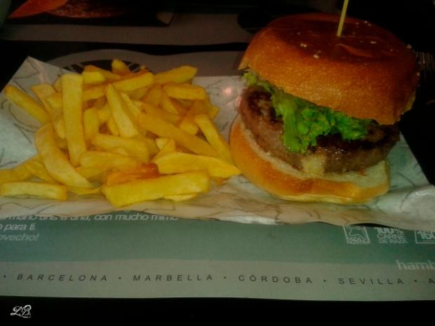 Hamburguesa Nostra 4 quesos
