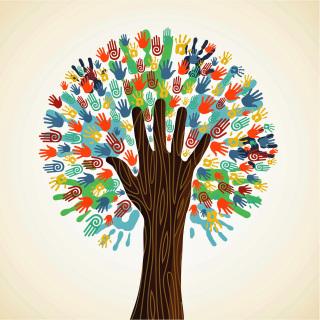 arbol-manos-solidaridad