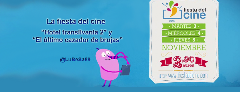 Portada Fiesta del Cine 2015