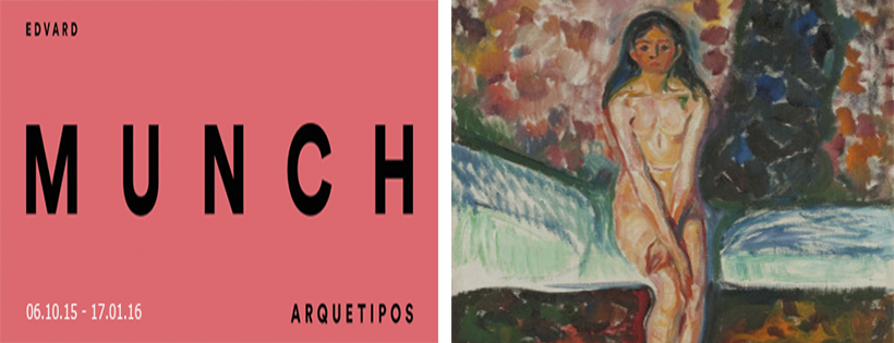 Munch Exposición Arquetipos en el Thyssen