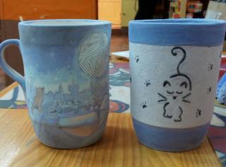tazas-hechas-en-pinta-en-copas