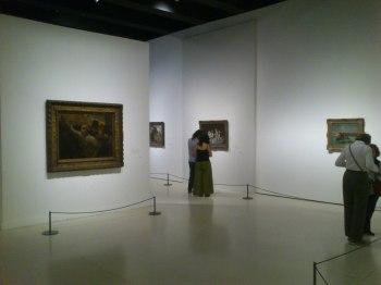Sala 1 Impresionistas y Modernos