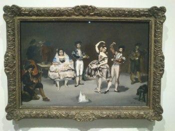 Ballet Español. Monet