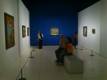 Sala 2. Impresionistas y Modernos