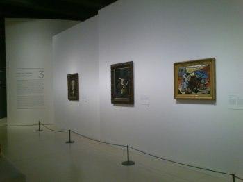 Sala 3. Impresionistas y Modernos