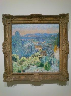 La Riviera. Bonnard