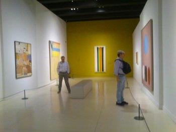 Sala 6. Exposición Impresionistas y Modernos