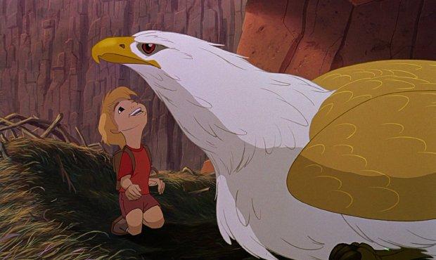 Aguila Rescatadores en Cangurolandia