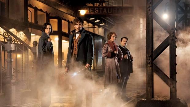 Protagonistas Fantastic Beasts