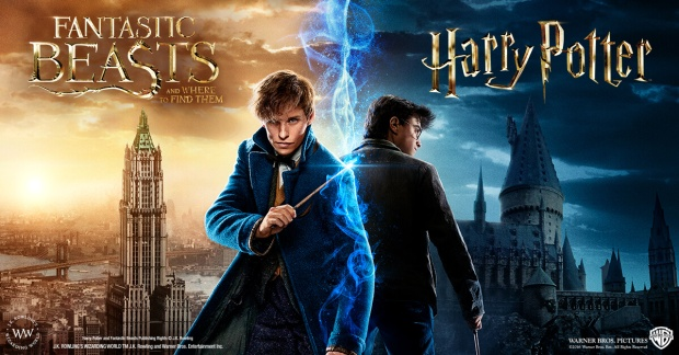 fantastic beasts vs harry potter