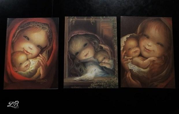 christmas Ferrandiz Virgen María