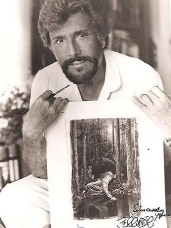 Juan Ferrandiz Ilustrador Español