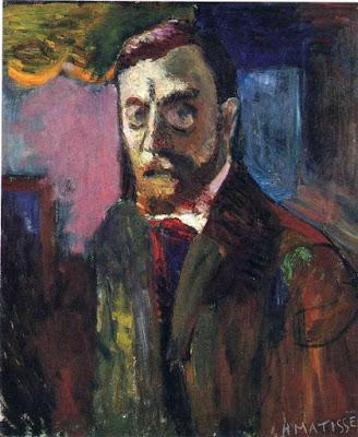 Matisse Autorretrato